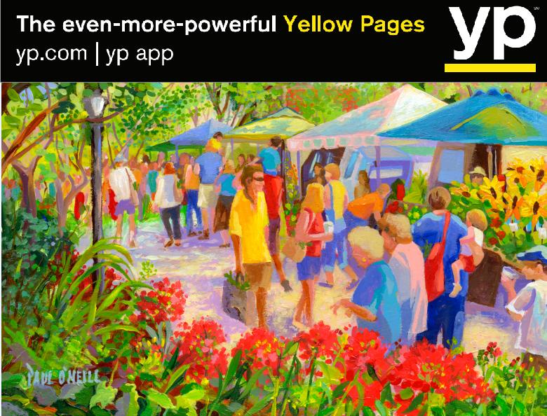 Yellow Pages Advertisement